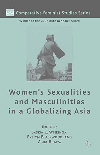9780230617483: Women's Sexualities and Masculinities in a Globalizing Asia (Comparative Feminist Studies)