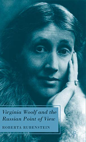 9780230618732: Virginia Woolf and the Russian Point of View