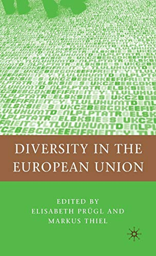 9780230619296: Diversity in the European Union