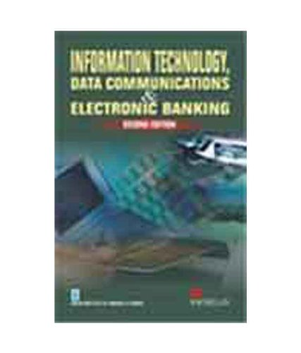 9780230632998: Information Technology, Data Communications & Electronic Banking