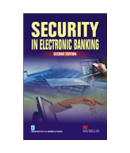 9780230633001: Security in Electronic Banking