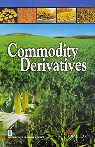 9780230634152: Commodity Derivatives