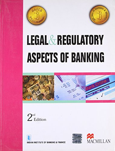 9780230636101: Legal and Regulatory Aspects of Banking