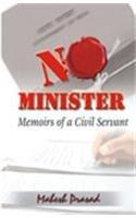 NO MINISTER.: MAHESH PRASAD