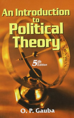 9780230638884: Introduction to Political Theory (5/e)