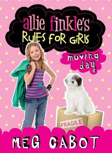 9780230700123: Moving Day (Allie Finkles Rules for Girls)