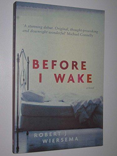 9780230700499: Before I Wake