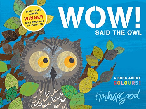 9780230701045: WOW! Said the Owl