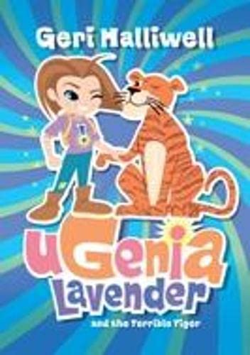 9780230701427: Ugenia Lavender and the Terrible Tiger