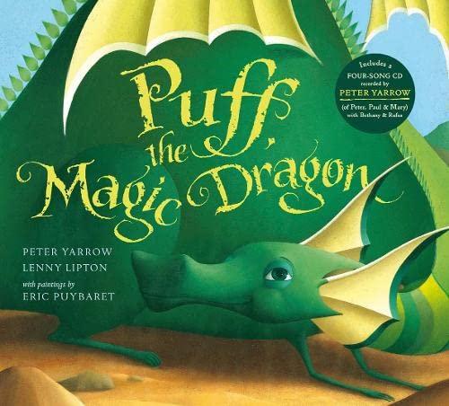9780230703810: Puff, the Magic Dragon (Book & CD) by Yarrow, Pe