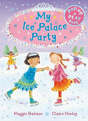 9780230703827: Ice Palace Party: A Pop-up and Play Book