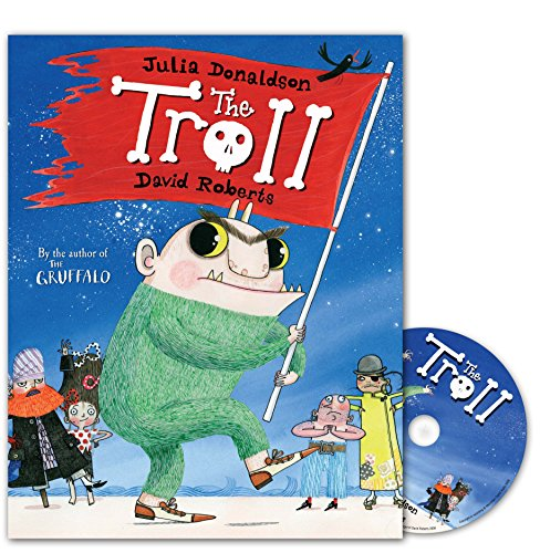 9780230704107: The Troll Book and CD Pack