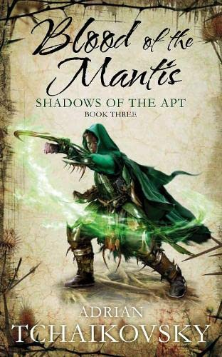 9780230704169: Blood of the Mantis: Shadows of the Apt