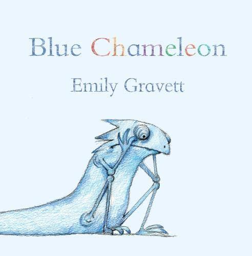 9780230704244: Blue Chameleon