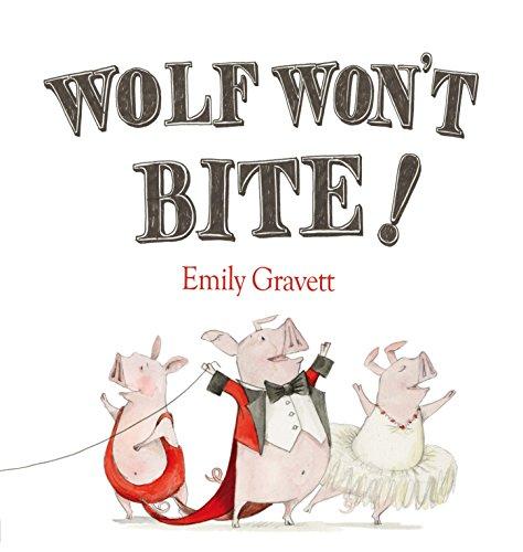 9780230704251: Wolf Won't Bite (Hbk)
