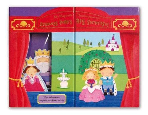 9780230704558: My Magnetic Theatre: Princess (Magnetic Book)