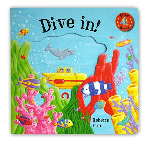 9780230704572: BUSY BOOKS: DIVE IN!