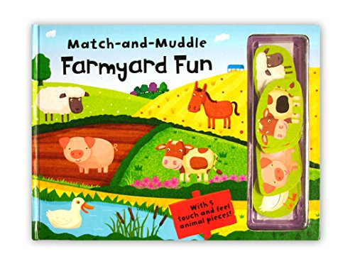 9780230705746: Match and Muddle: Farmyard Fun