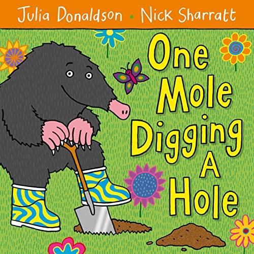 9780230706477: One Mole Digging a Hole