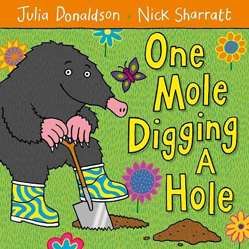 9780230706477: One Mole Digging a Hole