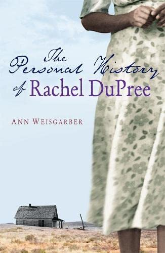 9780230706491: The Personal History of Rachel DuPree