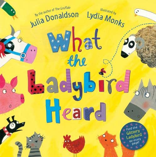 9780230706507: What the Ladybird Heard