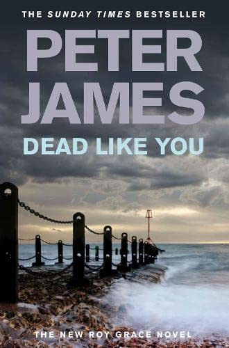 DEAD LIKE YOU - SIGNED FIRST EDITION FIRST PRINTING