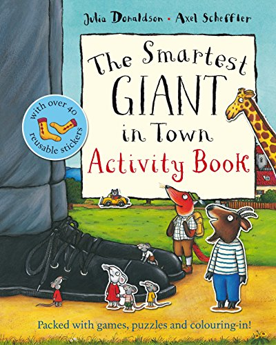 9780230707580: The Smartest Giant in Town Activity Book