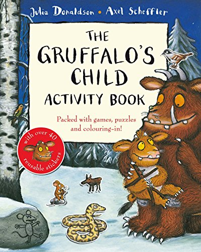 9780230707597: The Gruffalo's Child Activity Book