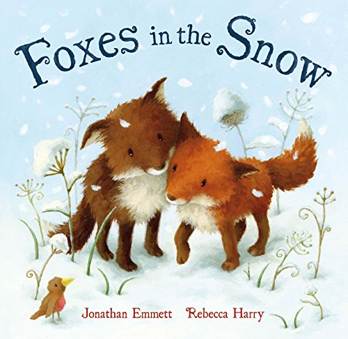 Foxes in the Snow: Emmett, Jonathan
