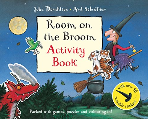 9780230708600: Room on the Broom Activity Book