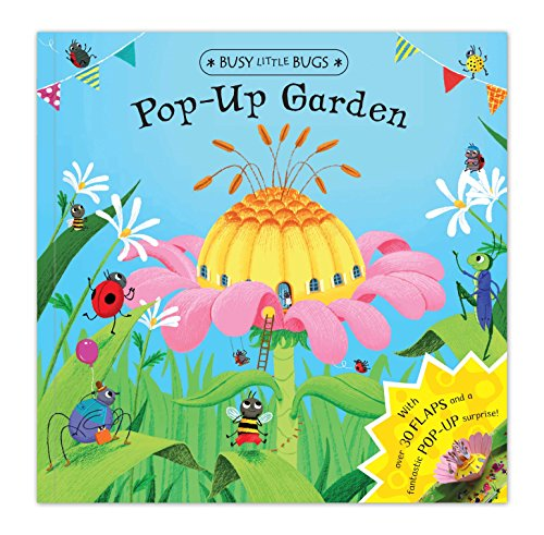 9780230709652: Pop-Up Garden (Busy Little Bugs)