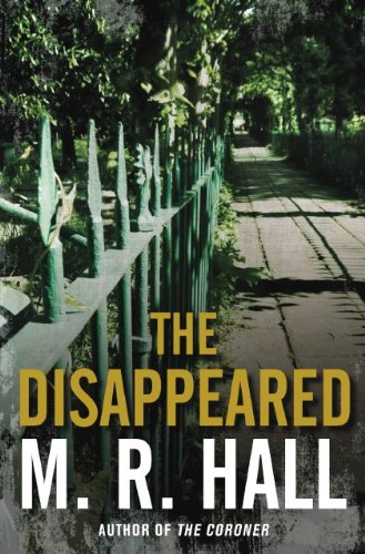 9780230711280: The Disappeared