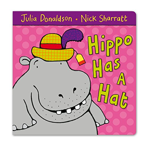 9780230711457: Hippo Has a Hat
