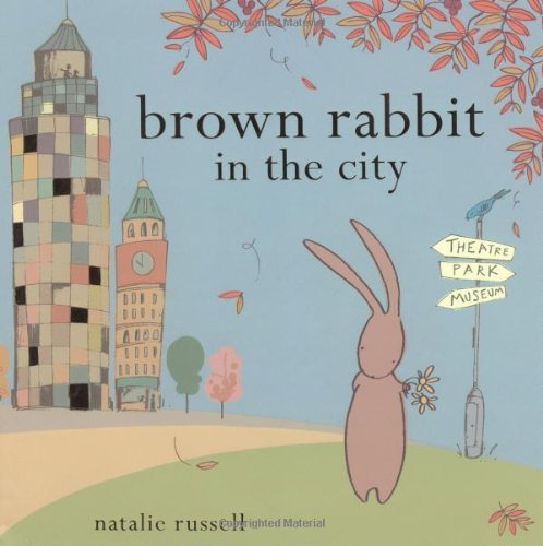 9780230712188: Brown Rabbit in the City