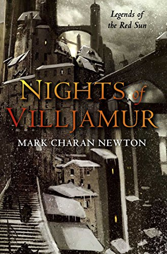 Nights of Villjamur: Mark Charan Newton - SIGNED & DATED FIRST PRINTING