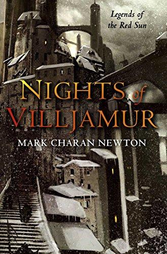 9780230712584: Nights of Villjamur (Legends of the Red Sun)
