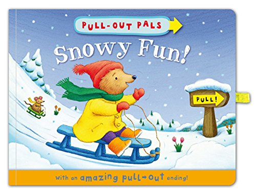 9780230712799: Pull-out Pals: Snowy Fun!