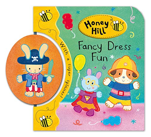 9780230713031: Honey Hill Spinners: Fancy Dress Fun