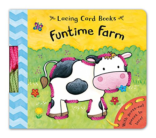 9780230713079: Funtime Farm (Lacing Card Books)