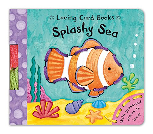 9780230713086: Splashy Sea (Lacing Card Books)
