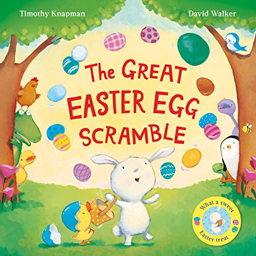 9780230713116: The Great Easter Egg Scramble