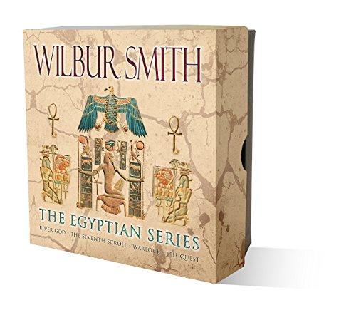 9780230713413: Wibur Smith Egyptian CD Box Set