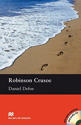 Robinson Crusoe: Robinson Crusoe - Book and: Daniel Defoe