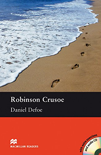 9780230716568: Robinson Crusoe - Book and Audio CD Pacl - Pre Intermediate