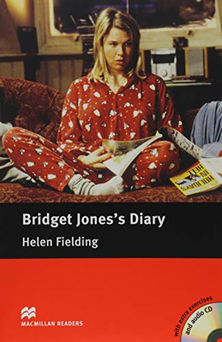 9780230716704: Bridget Jones's Diary: Bridget Jones's Diary with Audio CD - Intermediate Intermediate British English B1