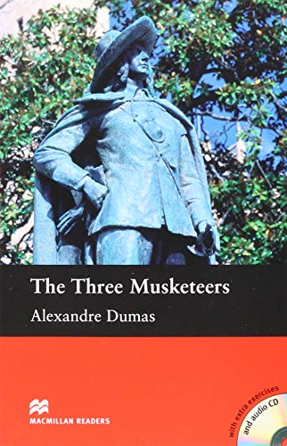 9780230716735: The Three Musketeers - With Audio CD