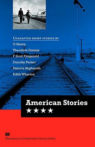 9780230716896: American stories