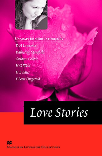 9780230716926: MR (A) Literature: Love Stories (Macmillan Readers Literature Collections)