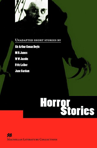 9780230716933: Macmillan Literature Collection - Horror Stories - Advanced C2